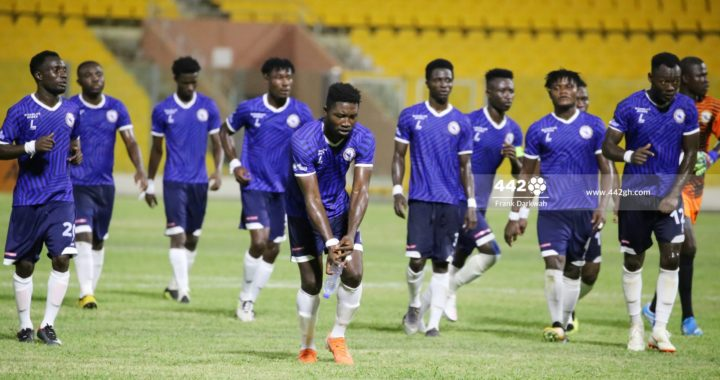 Berekum Chelsea aim to reach first ever FA Cup final as they face Ash Gold in semis