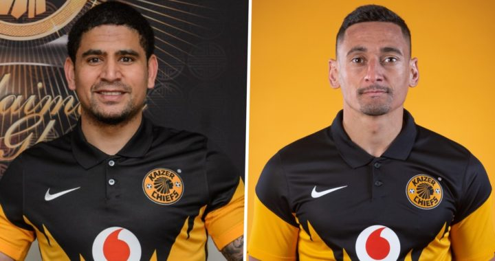Katlego Mphela share thought on Castro, Billiat and Dolly combination at Kaizer Chiefs