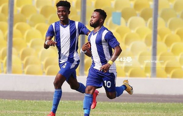 Hearts of Oak close in on move for Gladson Awako as Great Olympics captain agrees personal terms