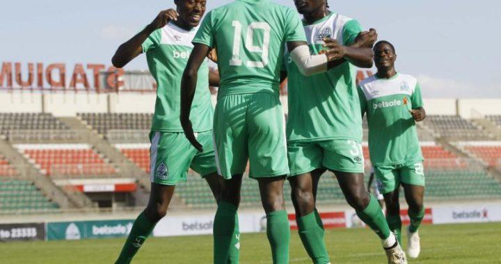 Gor Mahia Kenyan Premier League ambition hampered after 2-1 defeat to Kariobangi Sharks