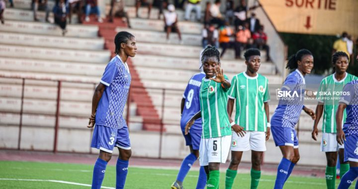 River Angles FC claim big victory in first Caf Women's Champions League after beating Ghanaian champions Hasaacas Ladies 2-0 in Abidjan