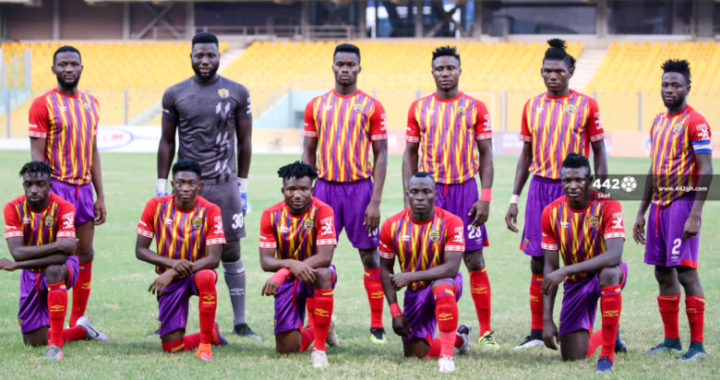 Hearts of Oak on lookout for FA Cup record as they take on Medeama in semis at Cape Coast Stadium