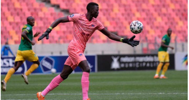 Chippa United readying discussions with Mamelodi Sundowns to keep Isima Watenga