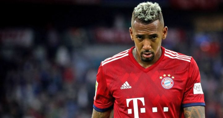 Former Bayern Munich star Jerome Boateng reportedly wants 'dream Manchester United move'
