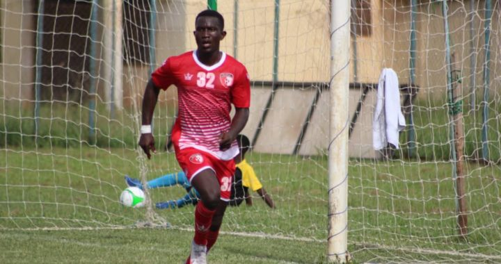 Asante Kotoko receive transfer boost after Wafa forward Justice Torsutey eyeing Reds move