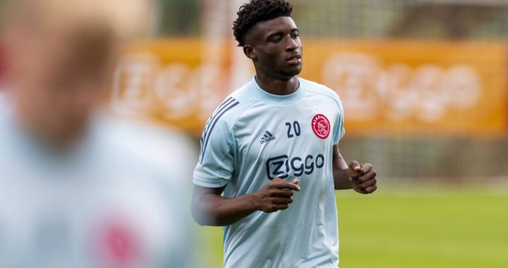 Kudus Mohammed misses Ajax 2-2 stalemate against Bayern Munich Saturday's friendly