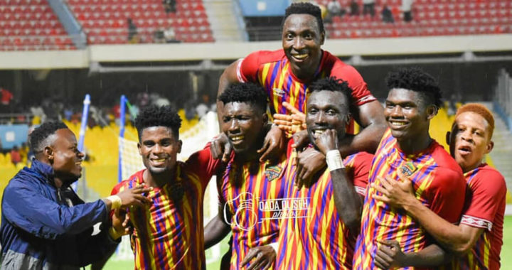 Hearts of Oak name strong XI against Elmina Sharks as Caleb Amankwah starts in MTN FA Cup quarterfinals clash