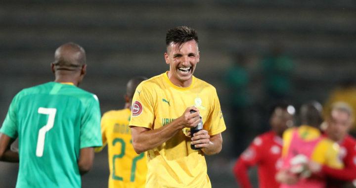 Mauricio Affonso is nearing Mamelodi Sundowns exit as Brazilians overhaul squad