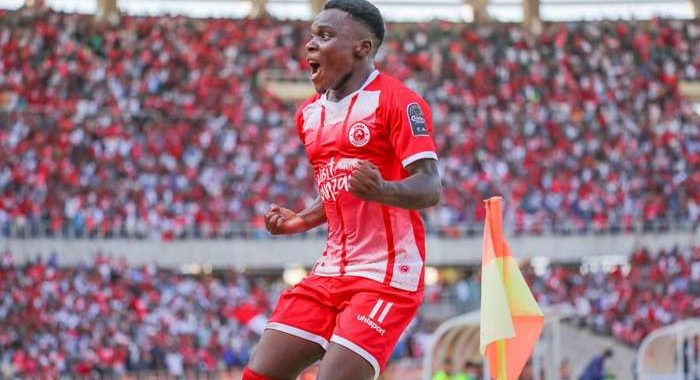 Ahly and Kaizer Chiefs contacts made as Caf Champions League finalists enter into race for Simba start Miquissone
