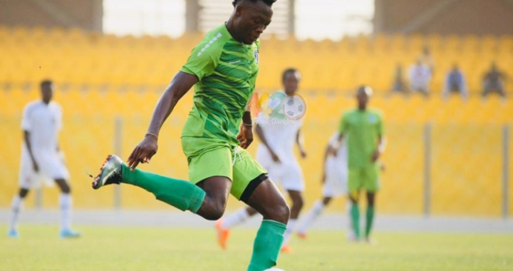 Hearts of Oak make official contact to sign Bechem United star Moro Salifu