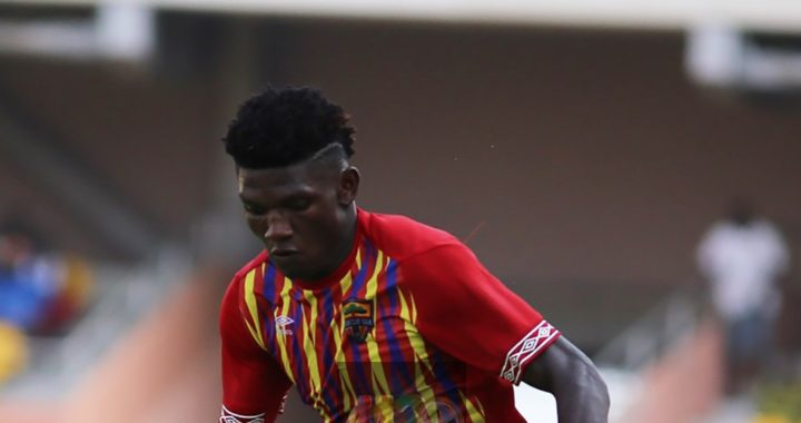 The CLAUSE that could see Raddy Ovouka leave Hearts of Oak for free despite being contracted for next two years
