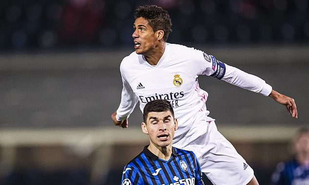 Is Raphael Varane the missing piece in Manchester United's Jigsaw