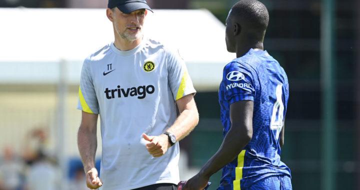 Thomas Tuchel reveals conversations with Marina Granovskaia as Chelsea boss lays down challenge
