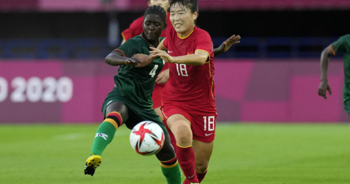 Zambia, China women stage 8-goal soccer thriller; Canada holds off Chile