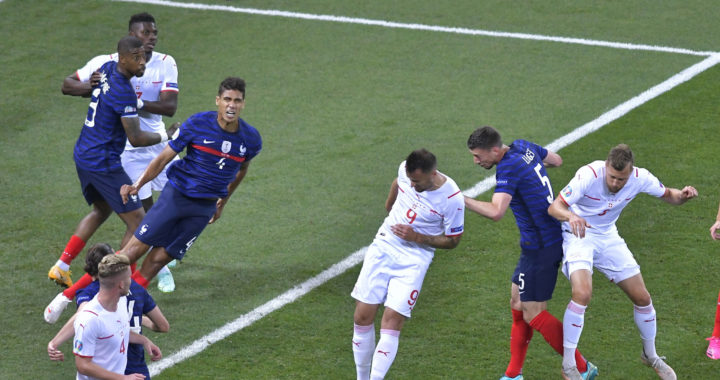 Euro 2020: Over 270,000 people sign petition for France vs Switzerland to be replayed