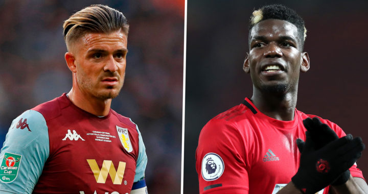 Paul Pogba offered to Liverpool while Manchester City in Grealish bid