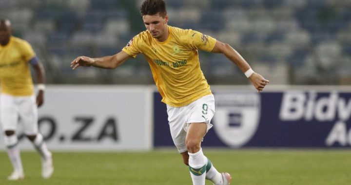 Mauricio Affonso: former Sundowns forward and Hearts of Oak target  completes move to Uruguayan side River Plate