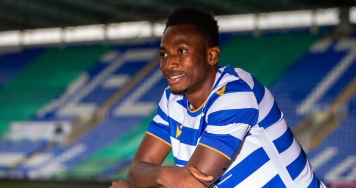 Baba Rahman: Ghanaian International reveals why he sealed loan move from Chelsea to Reading