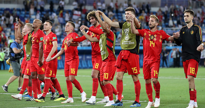 Belgium names 31-man squad for FIFA World Cup qualifiers as Kevin De Bruyne missing
