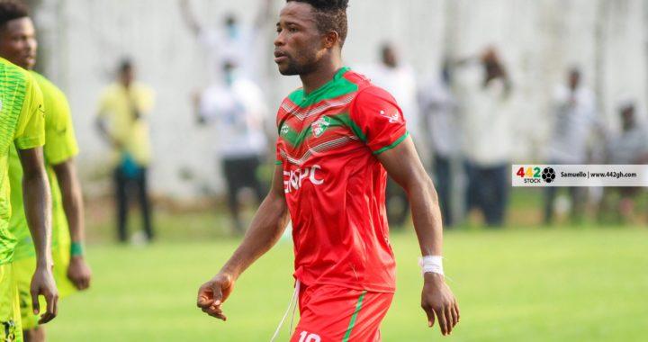 Simba SC planning move for Karela United forward and Ghana Premier League top scorer Diawisie Taylor
