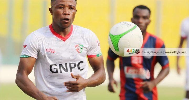 Hearts of Oak interest in Ghana Premier League top scorer Diawisie Taylor confirmed