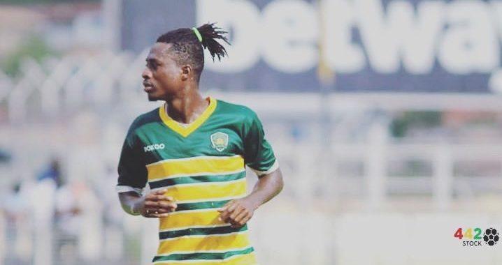 Hearts of Oak identify Kotoko target George Asamoah ahead of potential move