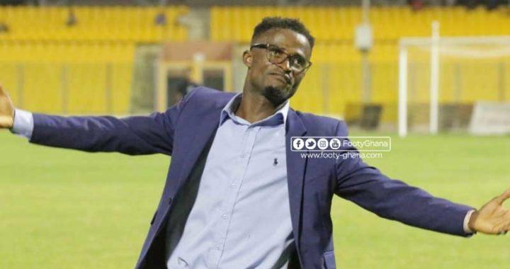 Medeama SC appoint Ignatius Osei-Fosu new head coach as replacement for Yaw Preko