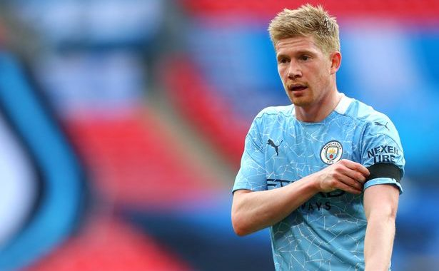 Kevin De Bruyne ruled out of Manchester City clash against Arsenal as absence confirmed by Roberto Martinez