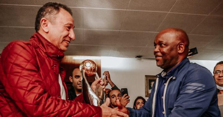 Mahmoud El-Khatib: Al Ahly president hails Pitso Mosimane despite Egyptian Premier League title loss to Zamalek
