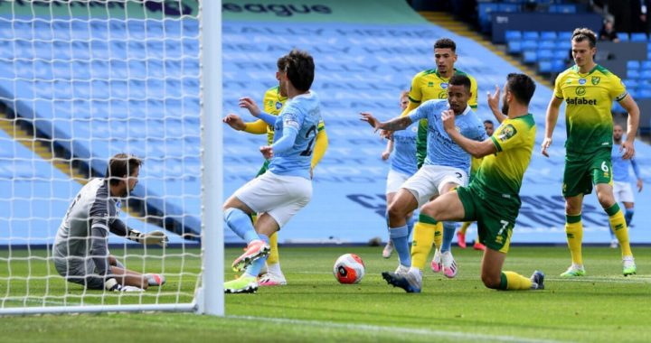 Manchester City vs Norwich City confirmed lineups as Grealish starts EPL 2021-2022 season