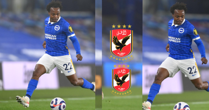 Al Ahly heating up in transfer window after eyeing move for out of favour Brighton star Percy Tau