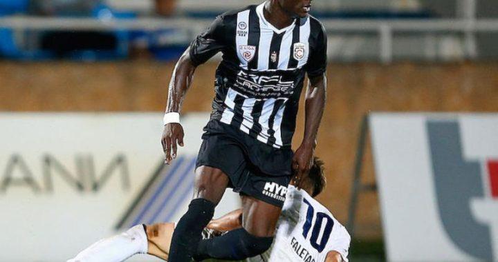 Ghanaian midfielder Rueben Acquah joins Albanian champions KF Teuta