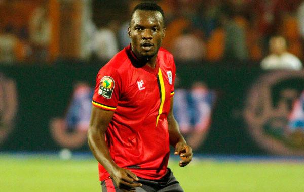 Thadeo Lwanga: SIMBA midfielder to miss Uganda World Cup qualifiers against Kenya and Mali
