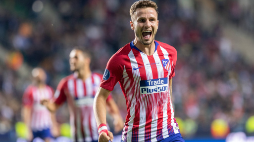 Chelsea eyeing late bid for Atletico Madrid's Saul Niguez while waiting on Monaco youngster Tchouameni