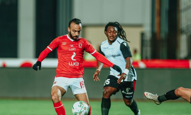 Al Ahly consumed in DELAYED Egyptian Super Cup final after El-Gaish run away with 3-2 on penalties victory