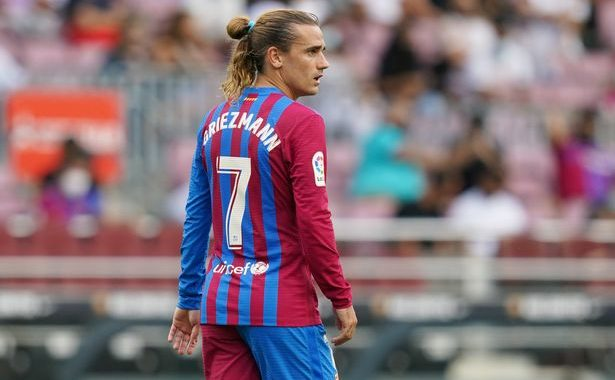 Atletico Madrid complete re-signing of Antoine Griezmann from Barcelona