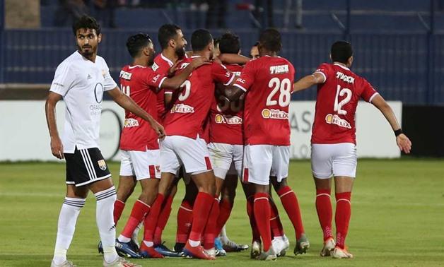 Al Ahly held to goalless draw in pre-season friendly against Petrojet