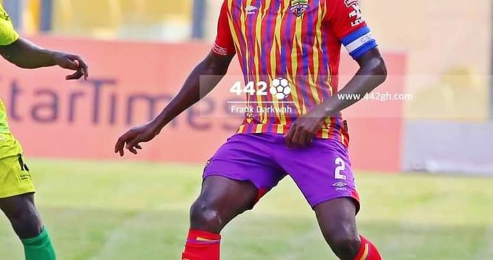 Fatawu Mohammed: Hearts of Oak captain gets late call-up to Black Stars ahead of Ethiopia World Cup qualifiers