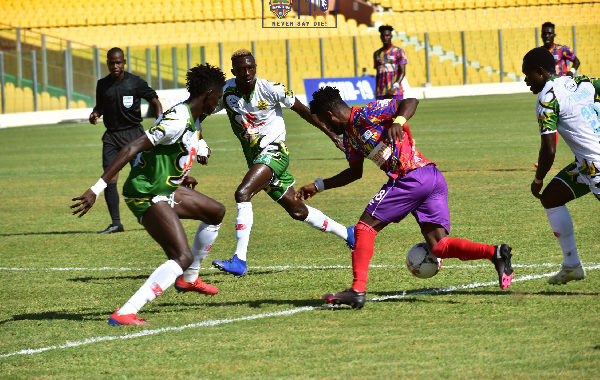 How Hearts of Oak beat CI Kamsar 2-0 in Caf Champions League as Wydad Athletic next in pipeline