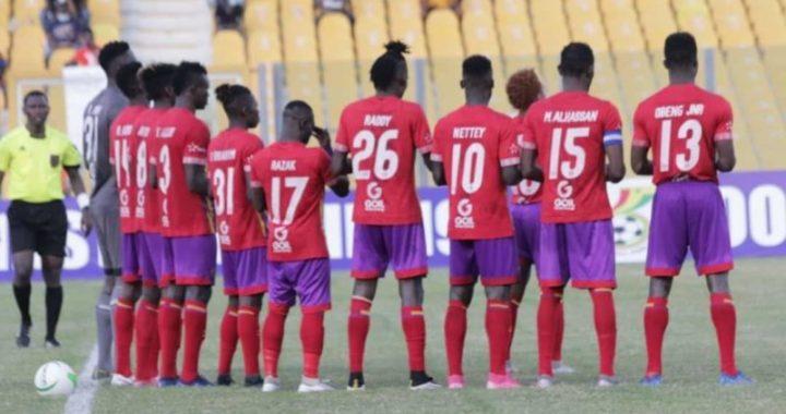Guinea political instability could hamper Hearts of Oak Caf Champions League against CI Kamsar