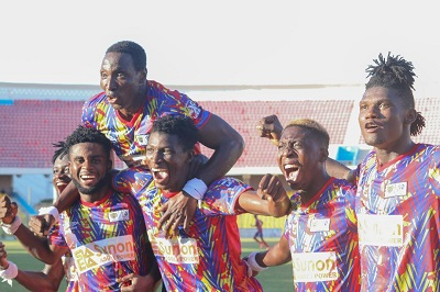 What Kofi Kordzi has said about absence of Hearts of Oak fans in Caf Champions League victory over CI Kamsar