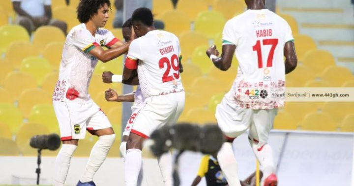 Asante Kotoko planning massive squad overhauling as captain Emmanuel Gyamfi could be on way out