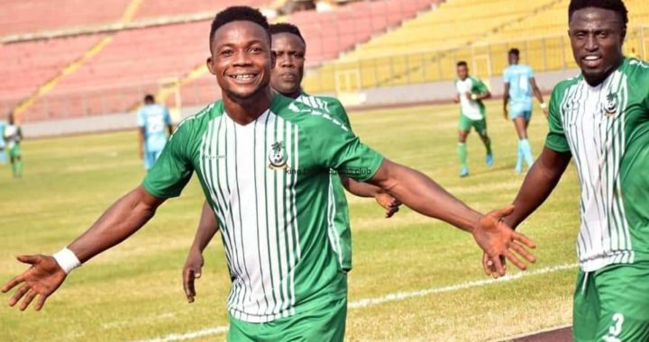 King Faisal duo Kwadwo Frimpong and Razak Toufic close to joining Kwame Peprah in Premier Soccer League