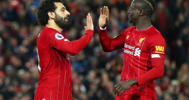 Africans in Liverpool-AC Milan Champions League game as Salah nets while Keita, Kessie, Bennacer and Mane shine