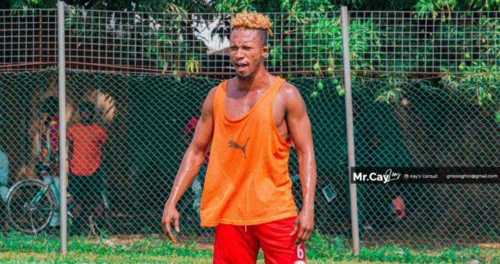Asante Kotoko complete signing of Maxwell Agyemang from Wamanafo Mighty Royals on three year deal