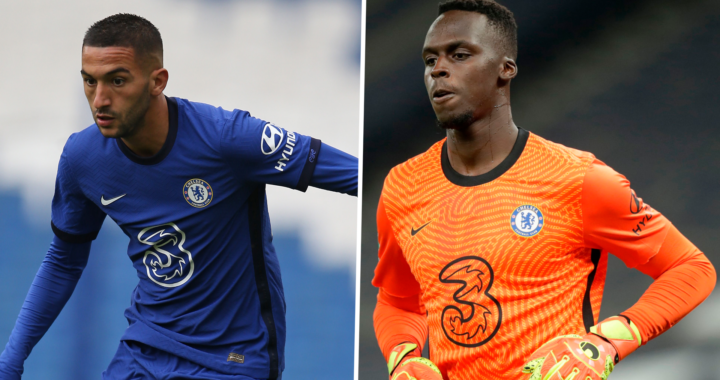 Mendy and Ziyech start in Chelsea Champions League group stage opener against Zenit St. Petersburg
