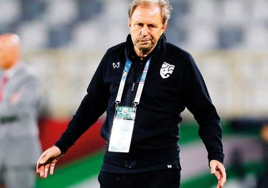 Ghana unveil Milovan Rajevac as new boss as Serbian has 'unfinished business with Black Stars'