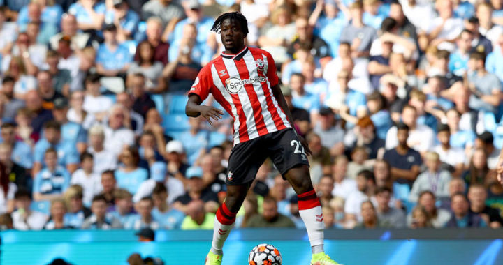 REVEALED- Why Mohammed Salisu was dropped from starting XI in Southampton's held of Manchester City