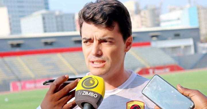Pedro Gonçalves: Angola manager applauds Carlos Quieroz Egyptian appointment