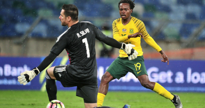 Percy Tau: Ahly new signing set to miss Egyptian Super League game against El-Gaish